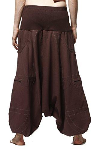 Gekko - Pantalón - para mujer marrón
