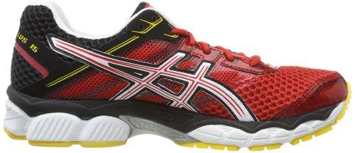 Asics Gel-Cumulus 15 - Zapatillas de running para hombre, color Rot (rot / weiÃY / gelb), talla 48