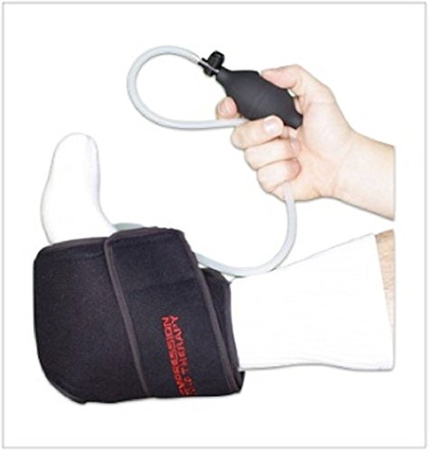O2 Therapy Ankle Compression Universal product image