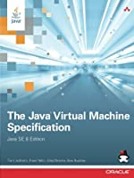 The Java Virtual Machine Specification, Java SE 8 Edition Front Cover