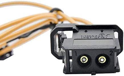 Fanuse Most el Conector de Derivaci/óN del Cable de Bucle de Fibra /óPtica Adapta una Mercedes