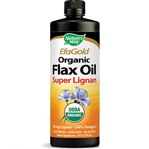 Nature'S Way Organic Flax