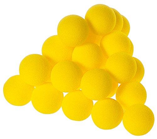 Volley® Ping-Pong Softbälle 2g/ 40mm - Packung mit 12 Stück Hanus