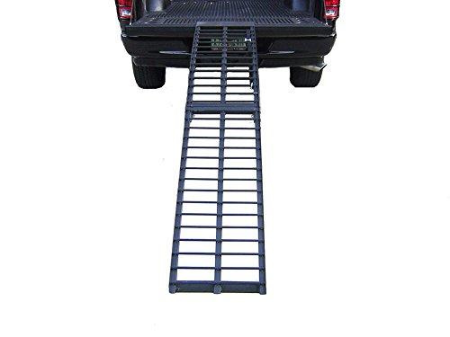 8' Folding Vehicle Ramp - 4