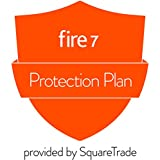 3-Year Protection Plan plus Accident Protection for All-New Fire 7 Tablet with Alexa (7th Generation, 2017 release) (delivered via e-mail)