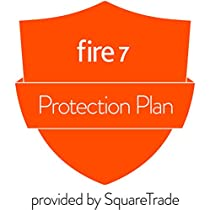 1-Year Protection Plan plus Accident Protection for All-New Fire 7 Tablet with Alexa (7th Generation, 2017 release) (delivered via email)