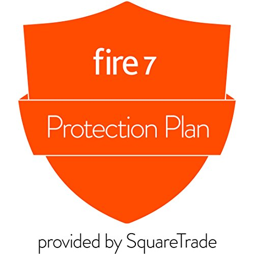 3-Year Accident Protection for Fire 7 Tablet (2017 release) (Best Tablet Extended Warranty)