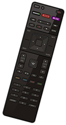 Smartby XRT510 IR Infrared Remote Control Works for All VIZIO M-Series TV, No Wi-Fi Function