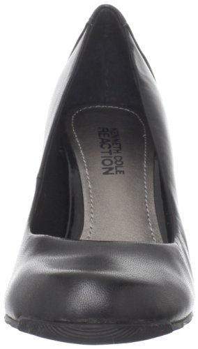 Kenneth Cole Reaksjons Womens Did U Fortelle Kile Pumpe Svart ...