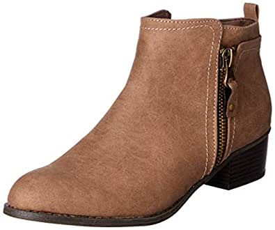 Novo Women's Kindred Boots, Tau/USpe, 5 AU/US Beige (Taupe)