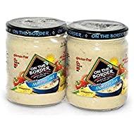 On The Border Monterey Jack Queso - 2/15.5oz. Jars