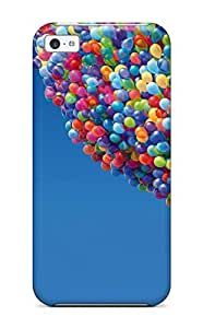 Best Up Movie Balloons House Durable Iphone 5/5s Tpu Flexible Soft Case 3819691K98359120