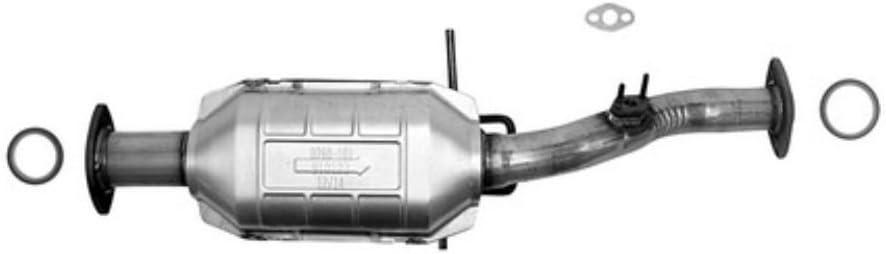 Catalytic Converter AP Exhaust 642036