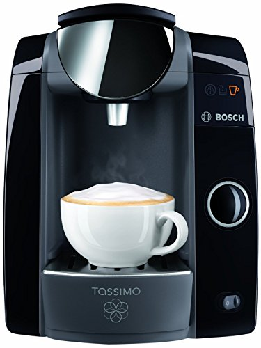 Coffee Bosch Machines - Bosch TAS4752UC Tassimo T47 Plus Beverage System and Coffee Brewer. This is the updated T47 model , featuring Mavea Maxtra Water Filtration Sytem