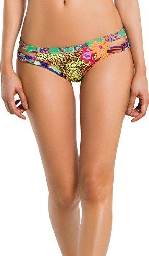 Agua Bendita Swimwear Bendito MONARCA Bikini Bottom Colombian Swimsuit Multi S