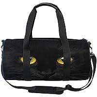 Use4 Black Cat Kitten Animal Travel Duffel Bag Sport Gym...