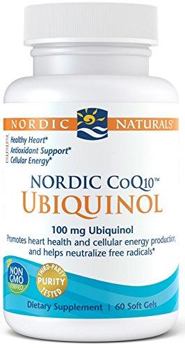 Nordic Naturals CoQ10 Ubiquinol