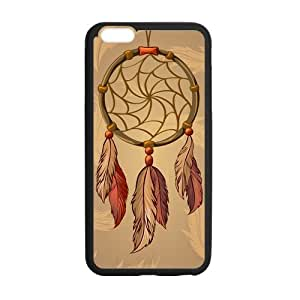 Dream Catcher Wind Personalized Custom Phone Case For iPhone 6 Plus 5.5 Plastic And TPU Case Cover Skin