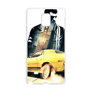 Driver San Francisco Samsung Galaxy Note 4 Cell Phone Case White DA03-131193