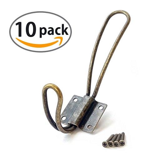 coat hooks pack - 6