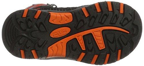 C.P.M. Rigel - Zapatos Unisex Niños Gris (Acciaio)