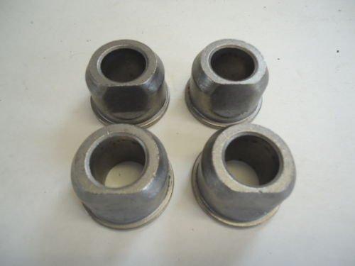 (New Set of 4 Front Wheel Bushings M123811 GX10059 9040H for John Deere L100 / LA100-Series Lawn)