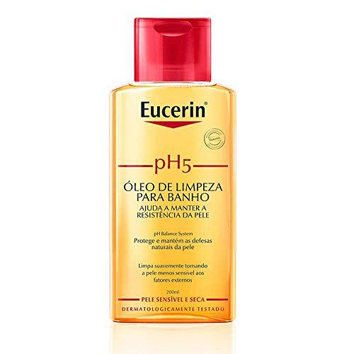 Eucerin Ph5 Oleo De Limpeza Para Banho 200ml