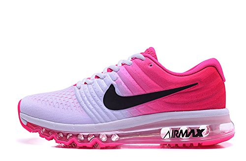 2017 Air Max Knitted Mesh Running Shoes Women's Sports Shoes 8.5 D(M) US=40EU
