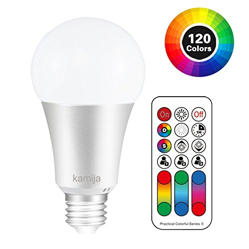 Led Light Bulb Options - 7