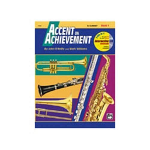 Alfred Accent on Achievement Book 1 for Combined Percussion (S.D. (On Arrangements Accent)