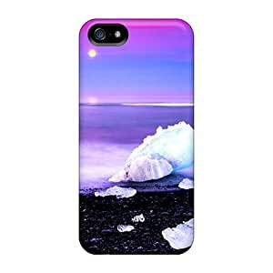 Hard Plastic Iphone 5/5s Case Back Cover,hot Ice Rocks Case At Perfect Diy by Maris's Diary