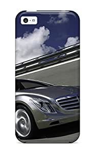 linJUN FENGNew Fashion Premium Tpu Case Cover For Iphone 5c - Vehicles Car