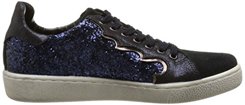 Bata Damen, Sneaker, 5411184 Blau (Navy Blue)