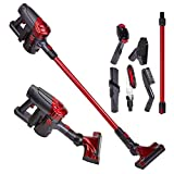 Knox Cordless Vacuum Cleaner 2 Speed Suction Power, Lightweight...