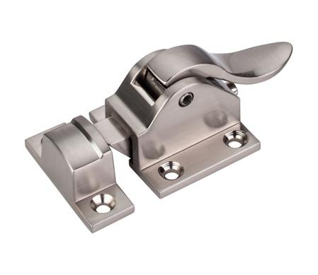 Top Knobs TK729BSN Transcend Collection 1-15/16'' Cabinet Latch, Brushed Satin Nickel