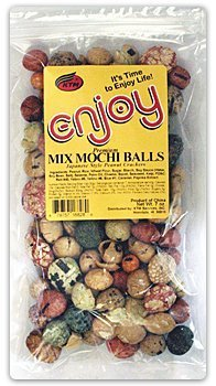 Mix Mochi Balls by Enjoy Snacks Hawaii