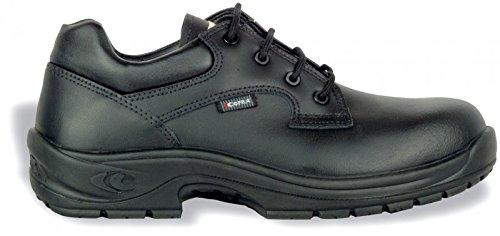 Cofra 10061-000.w47 O2 Hro Src Taille 47 Fo Chaussures De Sécurité Augustus, Couleur: Noir