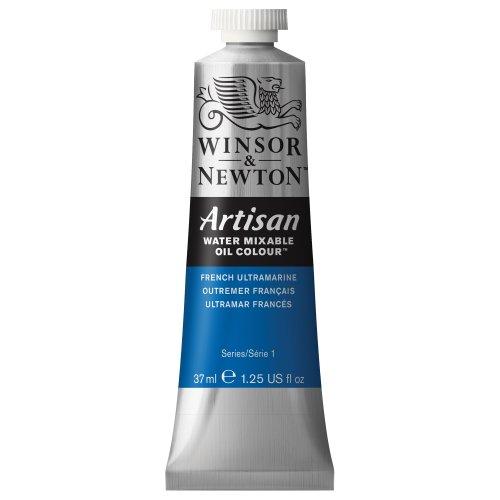 Winsor & Newton 1514263 Artisan H20 Oils 37ML.French Ultramarine, 37-ml Tube