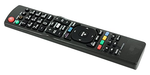 - Philip Shaw Brand New Replacement LG LCD LED HD TV Remote Control AKB72915238