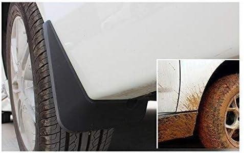 la boue la neige For Nissan Qashqai 2014-2019 Auto Accessoires 4 Pcs voiture boue Rabats anti-rayures Protection de votre voiture loin de la salet/é