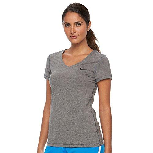 Nike Maglietta Donna Nk Vneck Grey Bslyr W Vcty qwxTrX4fq