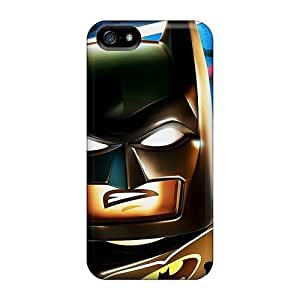 Great Hard Cell-phone Cases For Iphone 5/5s With Unique Design Realistic The Lego Movie Image LauraAdamicska