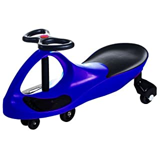 Ride on Toy, Ride on Wiggle Car by Lil' Rider - Ride on Toys for Boys and Girls, 2 Year Old And Up, Blue