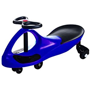 Lil' Rider Ride on Toy, Ride on Wiggle Car by Ride on Toys for Boys and Girls, 2 Year Old And Up, Blue