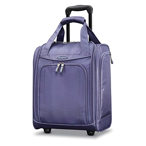 (Samsonite Large, Purple Cloud)