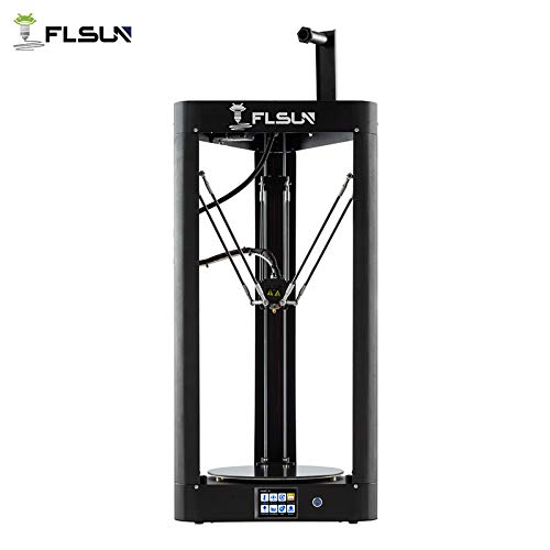 FLSUN QQ-S 90% Pre-Assembled Delta 3D Printer