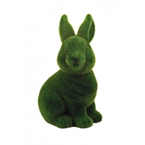 Streamline Grass Flocked Coin Bank product image