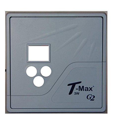 - T-Max 3W/G2 Replacement Face Plate - Timer Board Not Included