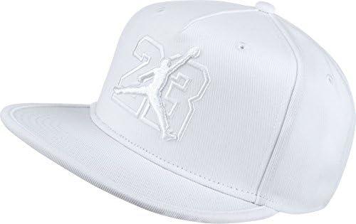 Nike Michael Jordan AJ 13 Gorra, Niños, Blanco (White), Talla ...