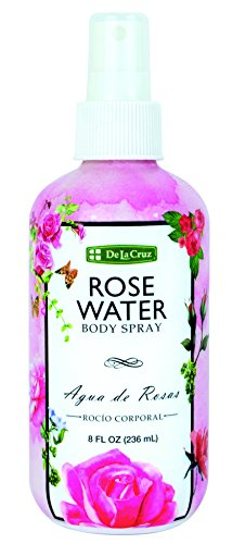 De La Cruz Rose Water Spray 8 - Las Cruces Women